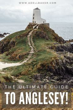 The Ultimate Guide To Anglesey Cool Places To Visit, Places To Travel, Anglesey Wales, Wales Holiday, Snowdonia National Park, Visit Wales, Yorkshire England, Cornwall England, Yorkshire Dales