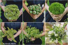 amazing earthy wedding bouquets