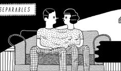 Inseparables on Behance by Ana Galvan