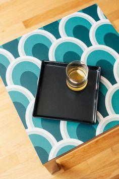 5 Ways to Use Wallpaper (Besides Putting it On...   Birchbox