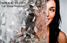 "Show details for SOLYX: SX-1109 Cut Glass Neptune. 35.5"" wide"