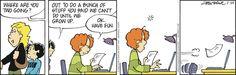 Stone Soup Comic Strip on GoComics.com  Feb 25, 2014