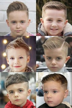 Boy hairstyle 2018