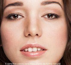 En el mes de marzo os proponemos el maquillaje tendencia: un look nude y natural para lucir más bella http://issuu.com/intimatelymagazinemoda/docs/intimately_1_marzo_/c/su1b5tx