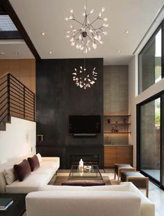 Dramatic facelift to an Eichler-inspired townhouse in Northern California