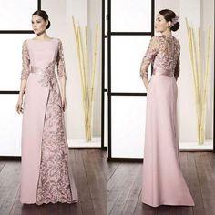 Dress Brokat, Kebaya Dress, Brides Mom Dress, Hijab Dress Party, Muslim Dress, Evening Dresses, Formal Dresses, Batik Dress, Mode Hijab