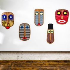 Discover recipes, home ideas, style inspiration and other ideas to try. Face Design, Design Art, Wall Sculptures, Sculpture Art, Keramik Design, African Art Paintings, Ceramic Workshop, Picasso Art, Woodworking Inspiration