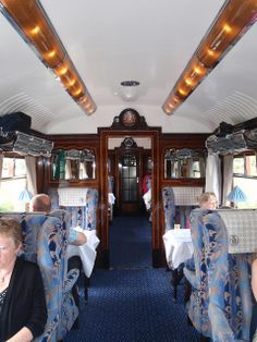 Orient Express, August 2011