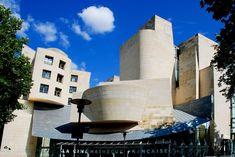 Paris, Cinémathèque Française, Frank O. Gehry
