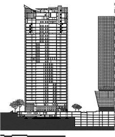 Arquitectonica: Torre São Paulo, São Paulo