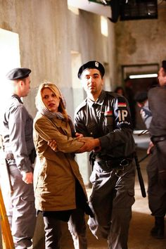 Still of Claire Danes in Homeland