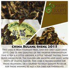 China Bulang Sheng 2015