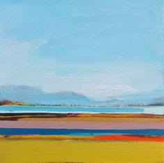 Kelly Neidig.  I love all her landscape paintings.