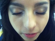 Makeup done by me. Not best quality but when i started off #makeup #eyeshadow