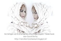 DUTCH KNITTY . BREIEN . LOL MET WOL: Engelse breitermen en afkortingen vertaald in het Nederlands
