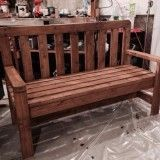 2x4 bench plans   HowToSpecialist - How to Build, Step by Step DIY Plans