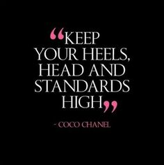 Wise words of Wisdom from CoCo Chanel! Citation Coco Chanel, Coco Chanel Quotes, The Words, Citations Chanel, Great Quotes, Quotes To Live By, Awesome Quotes, Awesome Facts, Message Positif