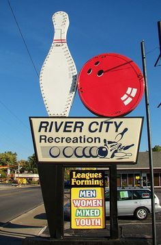 River City Bowling, Evansville IN.  Loved those caramels from the vending machine !