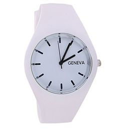 Open-Minded Geneva Watch Mens Quartz Sports Date Alloy Case Synthetic Leather Strap Watch Simple Casual Fashion Business Outdoor A1 Can Be Repeatedly Remolded. Men's Watches Watches