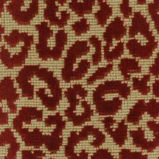 Highland Court Fabric - 190062H-707 Tomato