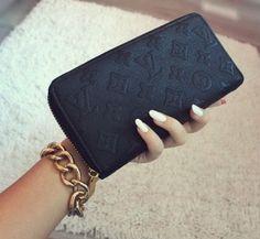 5901de5f2816c0 Louis Vuitton Wallet Schöne Handtaschen