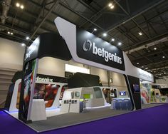 Click to enlarge Bet Genius Exhibition stand at ICE
