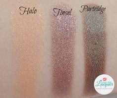 LOVE FOR LACQUER: ColourPop Holiday Collection - Forget The Fruit Cake, Down With Decorum & Not A Box Of Chocolates - Swatches & Review