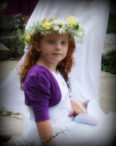 flower girl - daisy hill