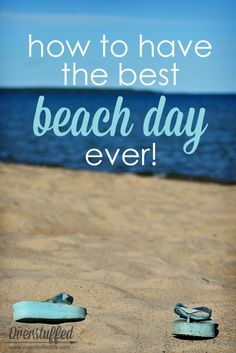 Summer is coming soon, and it will be time to beach it. Here are some great tips for ensuring the best beach day ever, plus the chance to win $100!