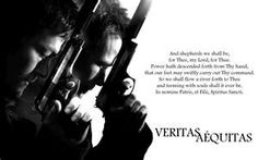 The Boondock Saints...there is another kind of evil which we must fear most, and that is the indifference of good men.