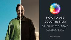 In this post, we are analyzing the overall psychological effects that color has in film and how you can tell better stories. Free e-book on color included!