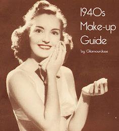 Vintage 1940′s Make-up Guides – Introduction