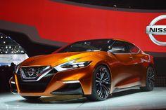 Nissan Sport Sedan Concept foretells a future Maxima
