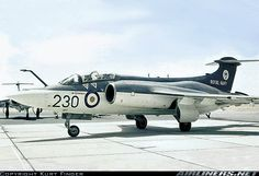 Hawker Siddley Buccaneer S2 aircraft picture
