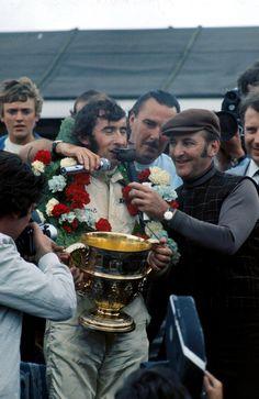 Jackie Stewart (Matra), 1969 British GP, Silverstone