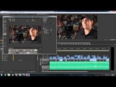 Multi-Camera DSLR Video Editing Tutorial From Start to Finish in Premiere Pro CS6 - Part 2 for Staff - YouTube