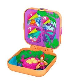 Project Mc2 Dolls, Polly Pocket World, Mermaid Tails For Kids, Plastic Manufacturers, Baby Doll Accessories, Mattel, Baby Dinosaurs, Dollhouse Kits, Fuchsia