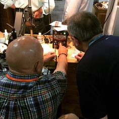 @grstools We're having a great time at #JCKlasVegas! Have you stopped by to see GRS tools at the @riogrande booth or the Gesswein booth? @master_engraver Sam Alfano is demonstrating, so don't miss out. :) #grs #grstools #riojeweler #jewelry #jeweler #goldsmith #engraver #masterengraver #engraving #stonesetting #handmade #tool #equipment #JCK