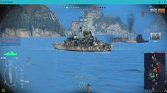 WORLD OF WARSHIP-My-GAMEPLAY-A FREE TO PLAY GAME !! A MUST HAVE...2016