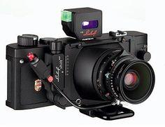 Linhof Technorama medium format camera