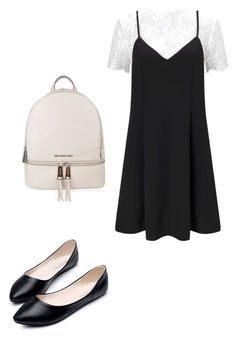 """Usual Outfit #4"" by aleyna-fashion on Polyvore featuring Mode, Miss Selfridge und MICHAEL Michael Kors"