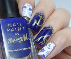http://bit.ly/1bKQyKa by BornPrettyNails - Nail Art Gallery nailartgallery.nailsmag.com by Nails Magazine www.nailsmag.com #nailart