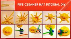 Pipe Cleaner Crafts Video tutorials