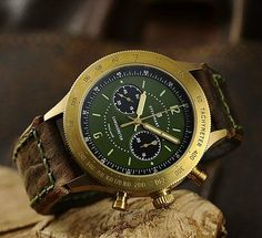 Steinhart - Marine Chronograph Chronometer Bronze