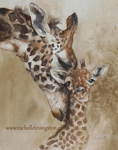 ORIGINAL painting Watercolor painting 11x14 CUSTOM COMMISSION by Rachelle Levingston (copyrighted)