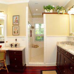 No Door Shower Design Ideas, Pictures, Remodel and Decor