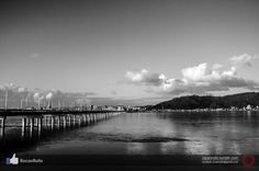 #fotografia #Byn #byw #river #RocanRollo #Nikon #Concepcion #bridge rocanrollo.tumblr.com