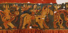 Textilien der Seidenstrasse sind seit rund zwanzig Jahren ein Forschungs- und Sammlungsschwerpunkt der Abegg-Stiftung. Die Bodenfunde aus zentralasiatischen und nordchinesischen Wüstengebieten – sie stammen aus dem 4. Jahrhundert vor bis zum 3. Jahrhundert nach unserer Zeitrechnung – illustrieren, mit welchem Geschick und Sachverstand schon damals aufwendig gemusterte Stoffe hergestellt werden konnten. Der meist sehr farbenprächtige …