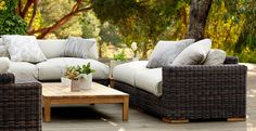 Eco Outdoor - Furniture - Lounge + Low Seating - Balsa