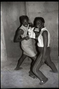 Malick Sidibé, James Brown fans, 1965